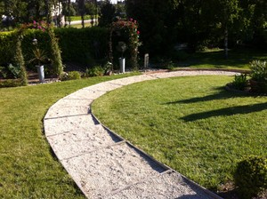 Terrassement jardin